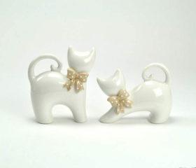 Gattino Porcellana 2 Ass Piccolo (LS4615)